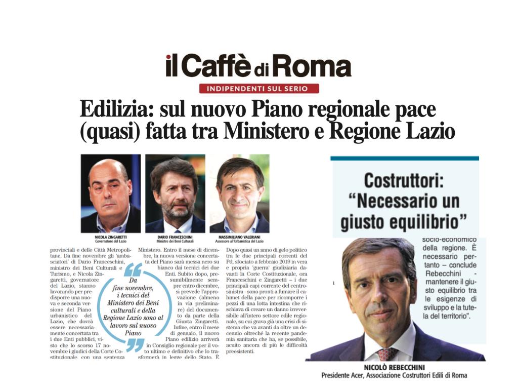 Piano territoriale paesistico Regionale del Lazio, i ...